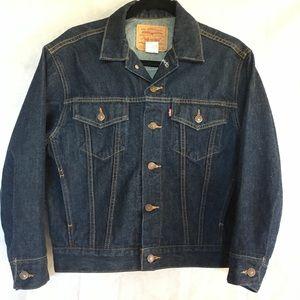 Levis boys denim jacket size medium
